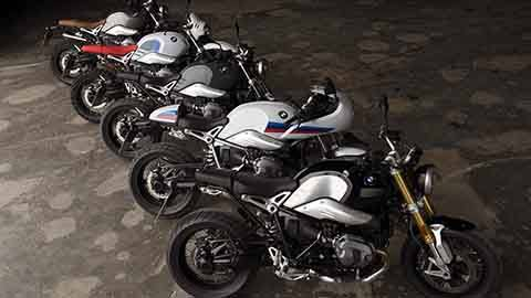 2018 BMW R nineT in Palm Bay, Florida
