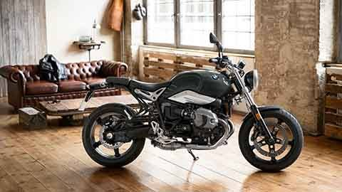 2018 BMW R nineT Pure in Broken Arrow, Oklahoma