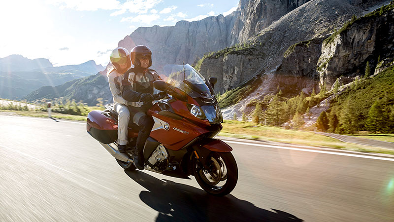2018 BMW K 1600 GT in Orange, California - Photo 12