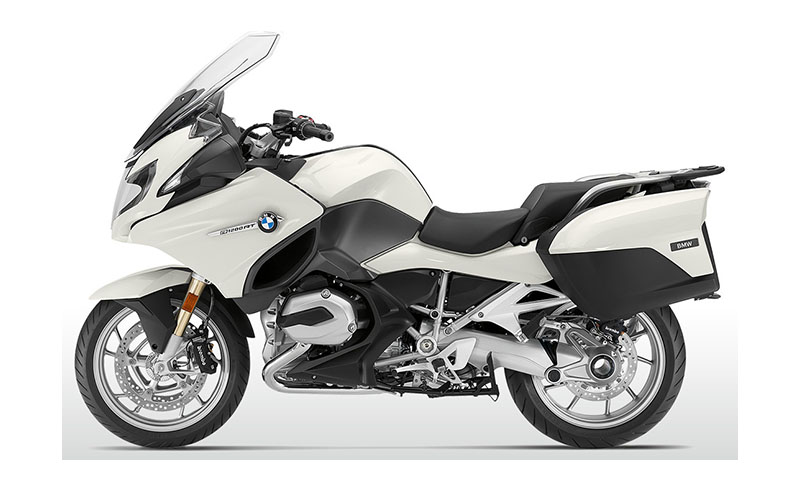 New 2018 Bmw R 1200 Rt Alpine White Motorcycles In Greenville Sc