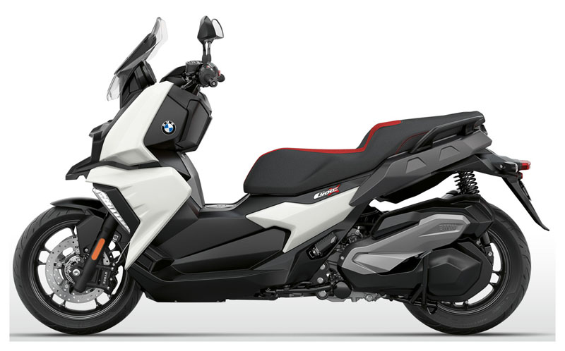 2018 BMW C 400 X in Orange, California - Photo 1