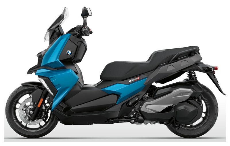 2018 BMW C 400 X in Chico, California - Photo 1