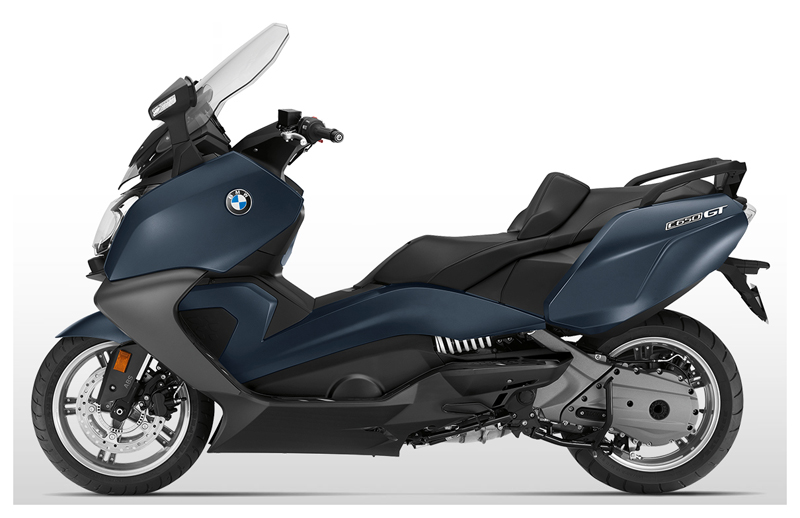 2018 BMW C 650 GT in Orange, California - Photo 1