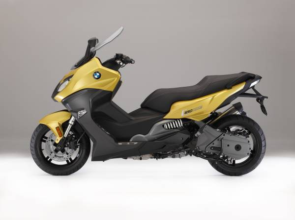 2018 BMW C 650 Sport in Aurora, Ohio