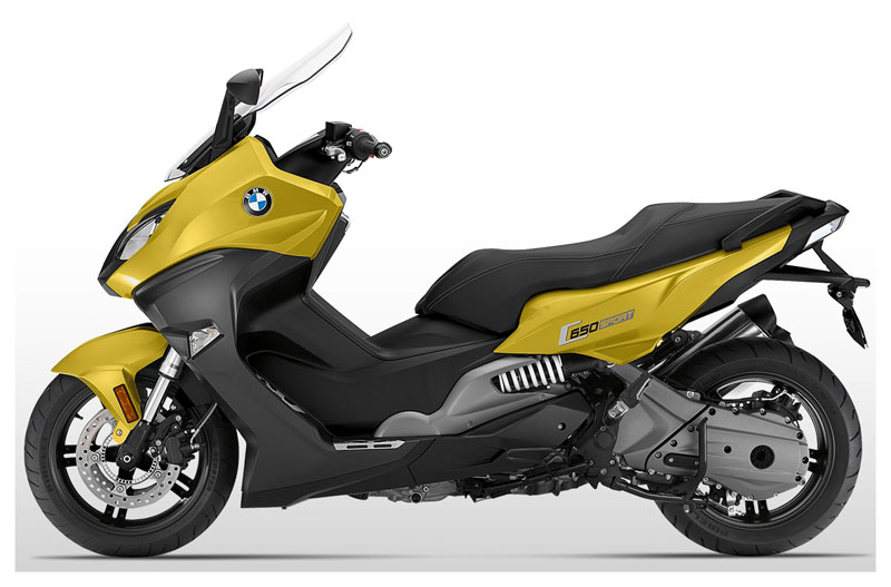 2018 BMW C 650 Sport in Orange, California