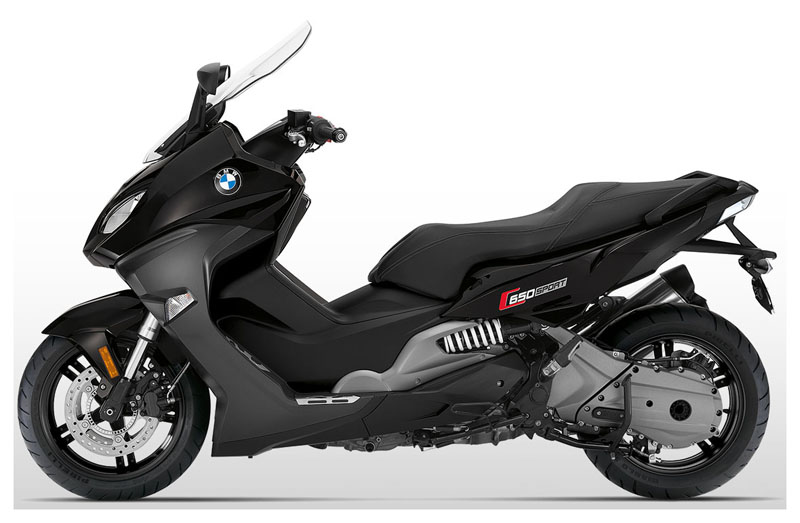 2018 BMW C 650 Sport in Saint Charles, Illinois