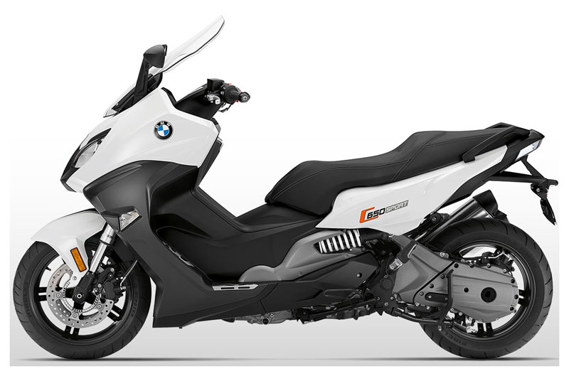 2018 BMW C 650 Sport in Port Clinton, Pennsylvania - Photo 1