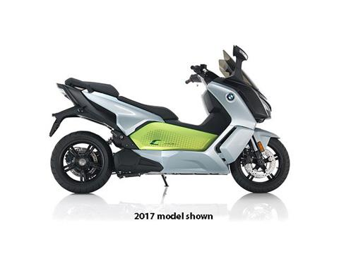 2018 BMW C Evolution in Iowa City, Iowa