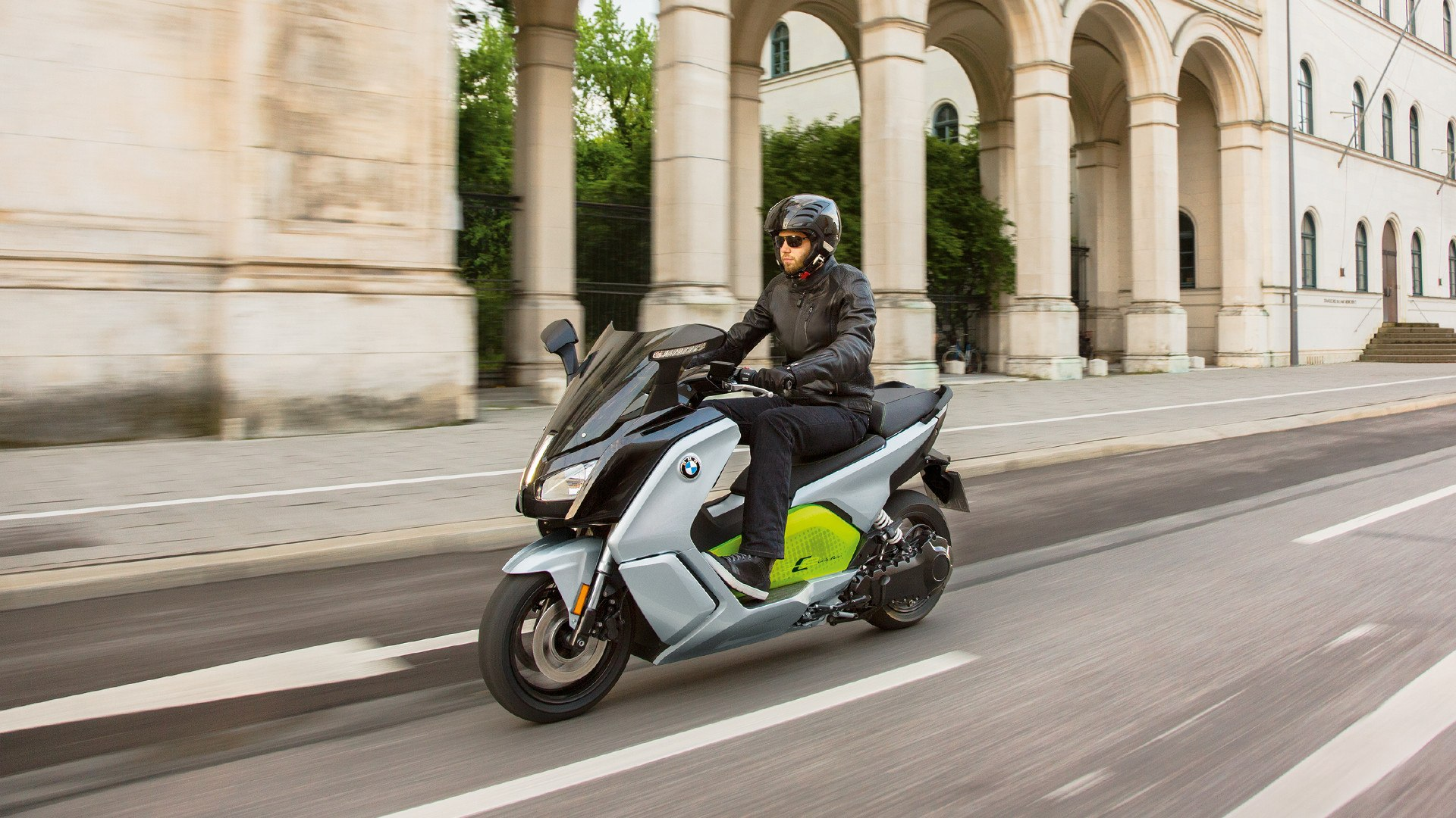 2017 BMW C Evolution in Omaha, Nebraska