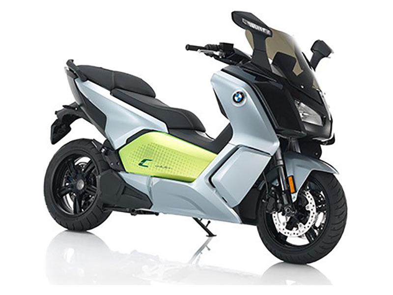 2018 BMW C Evolution in Sarasota, Florida - Photo 6