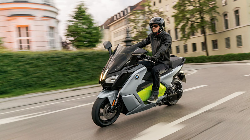 2018 BMW C Evolution in Chico, California - Photo 11
