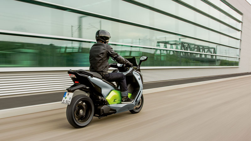 2018 BMW C Evolution in Omaha, Nebraska - Photo 14