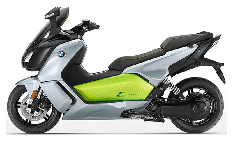 2018 BMW C Evolution in Chico, California - Photo 1