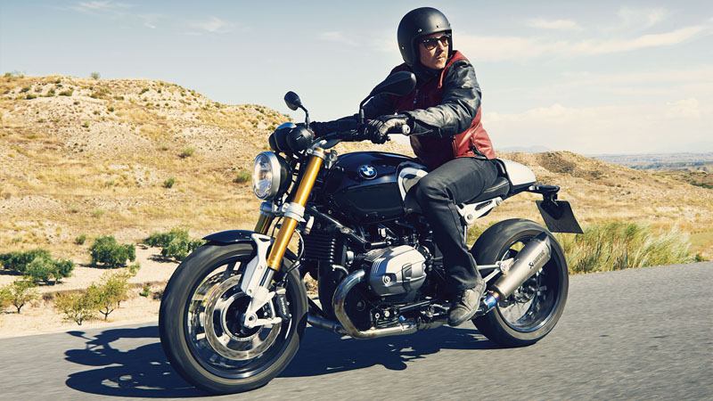 2019 BMW R nineT in Gaithersburg, Maryland