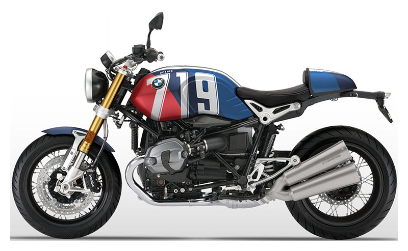 2019 BMW R nineT in Iowa City, Iowa - Photo 1