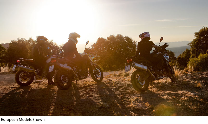 2019 BMW F 750 GS in Greenville, South Carolina