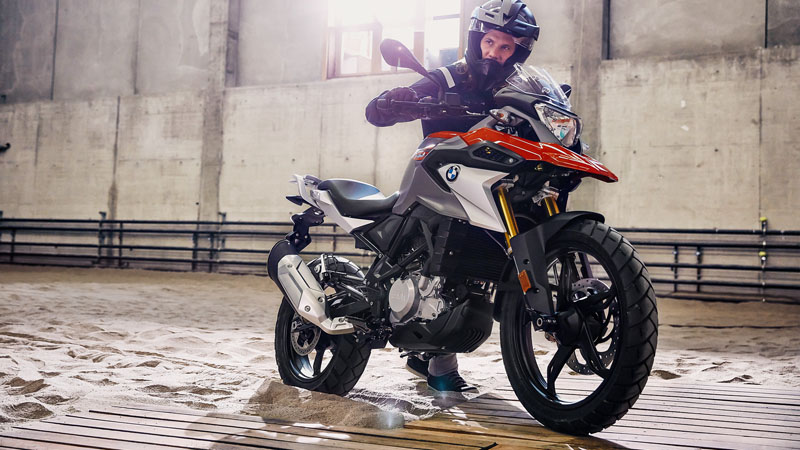 2019 BMW G 310 GS in Sioux City, Iowa