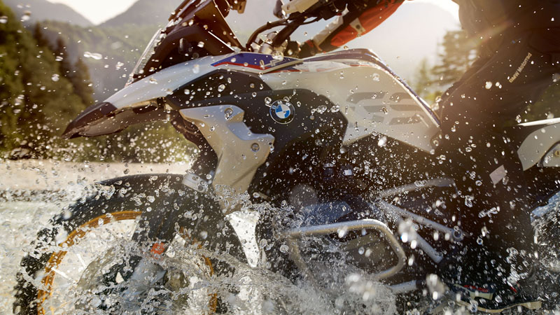 2019 BMW R 1250 GS in Iowa City, Iowa