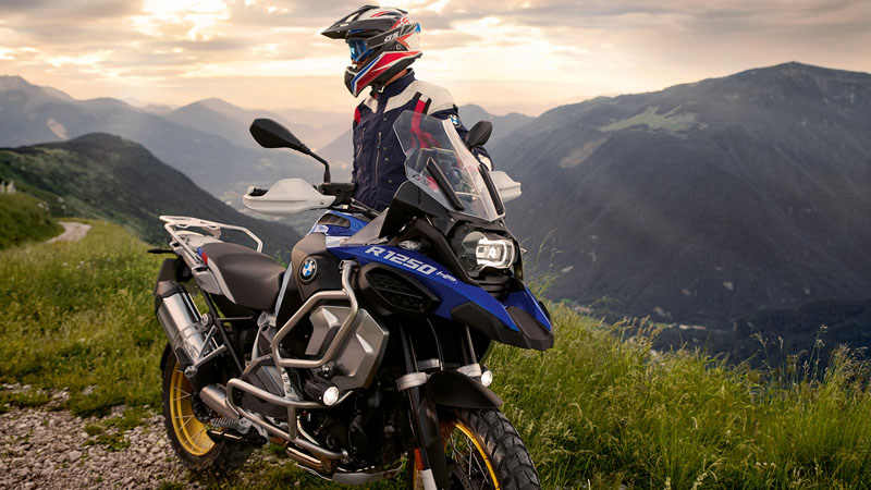 2019 BMW R 1250 GS Adventure in Chico, California
