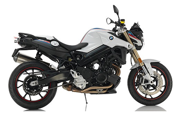 2019 BMW F 800 R in Orange, California