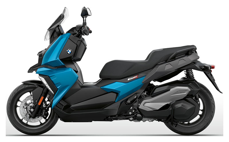 2019 BMW C 400 X in Omaha, Nebraska - Photo 4