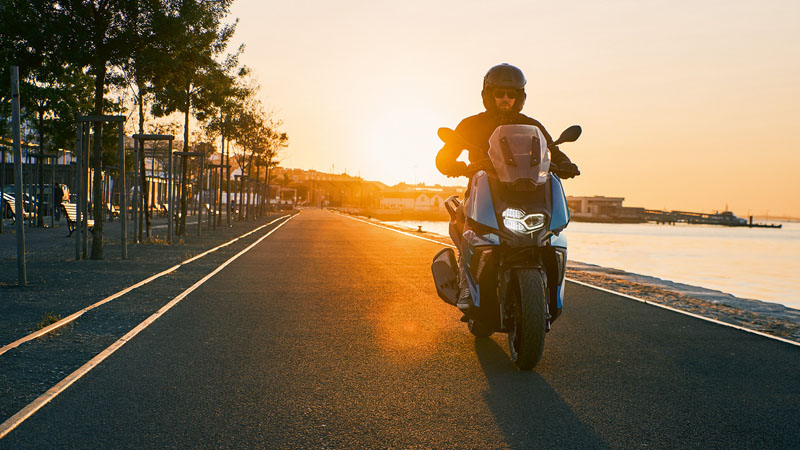 2019 BMW C 400 X in Chesapeake, Virginia - Photo 4