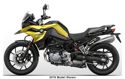 2020 BMW F 750 GS in Iowa City, Iowa