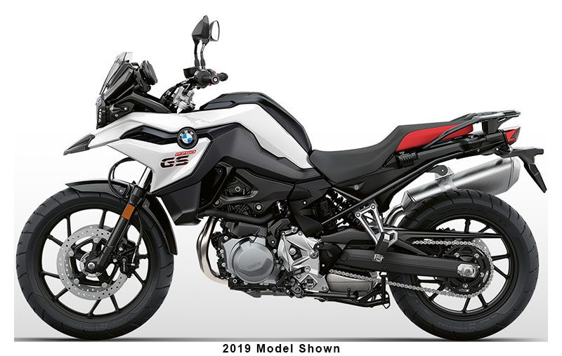 2020 BMW F 750 GS in Centennial, Colorado - Photo 1