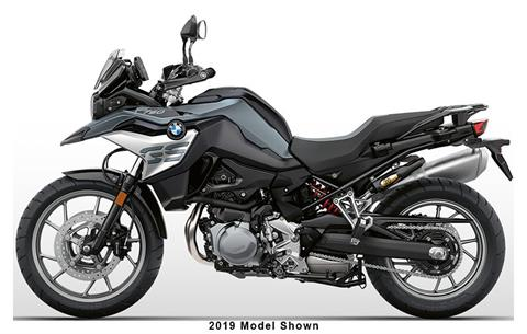 2020 BMW F 750 GS in New Philadelphia, Ohio - Photo 1