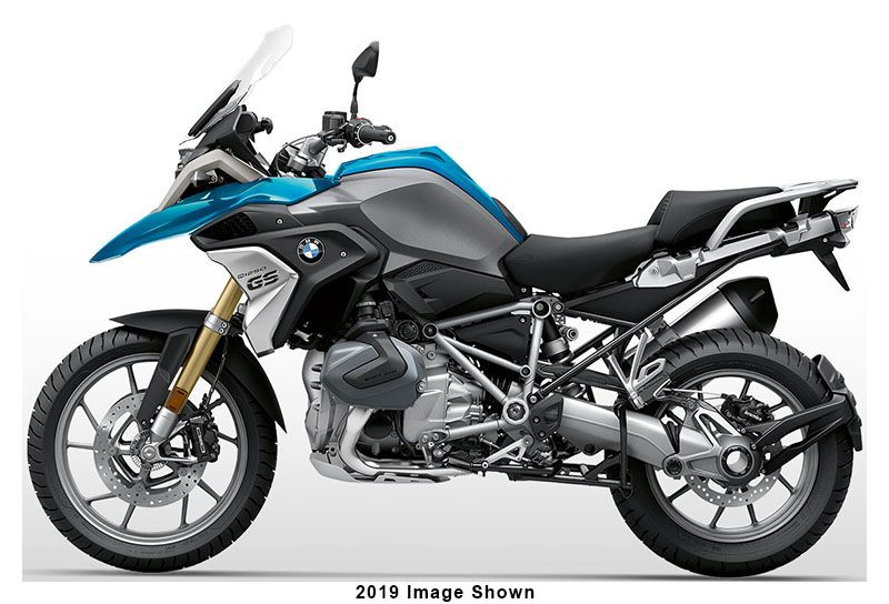 2020 BMW R 1250 GS in Iowa City, Iowa - Photo 1