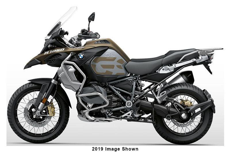 2020 BMW R 1250 GS Adventure in Iowa City, Iowa - Photo 1