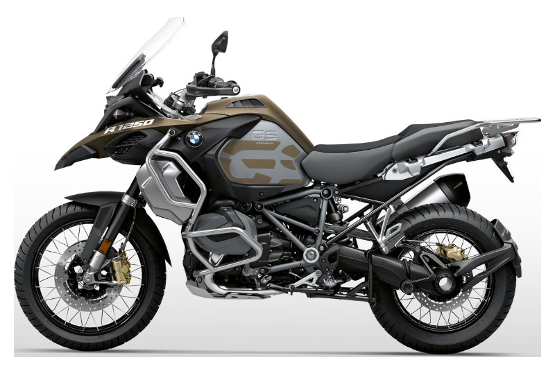 2020 BMW R 1250 GS Adventure in Sacramento, California - Photo 1