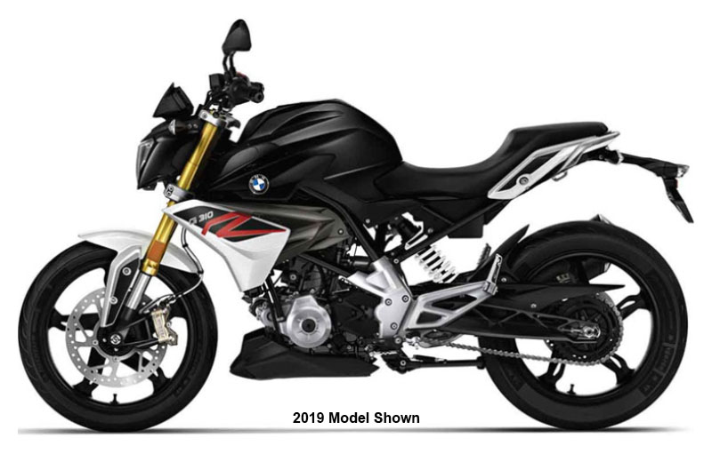 2020 BMW G 310 R in Iowa City, Iowa - Photo 1