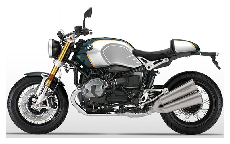 2020 BMW R nineT in Orange, California - Photo 1