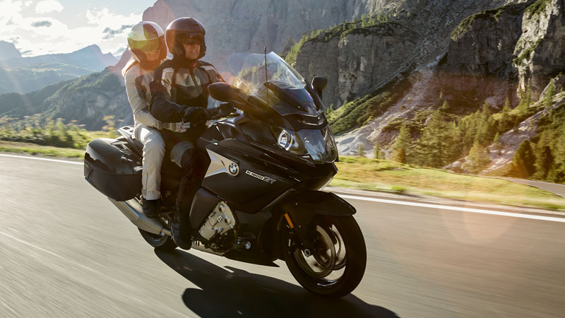 2020 BMW K 1600 GT in Sacramento, California - Photo 9