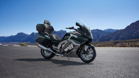 2020 BMW K 1600 Grand America in Iowa City, Iowa - Photo 2