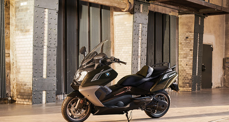 2020 BMW C 650 GT in Middletown, Ohio - Photo 2