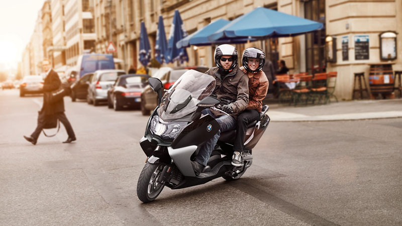 2020 BMW C 650 GT in Orange, California - Photo 5
