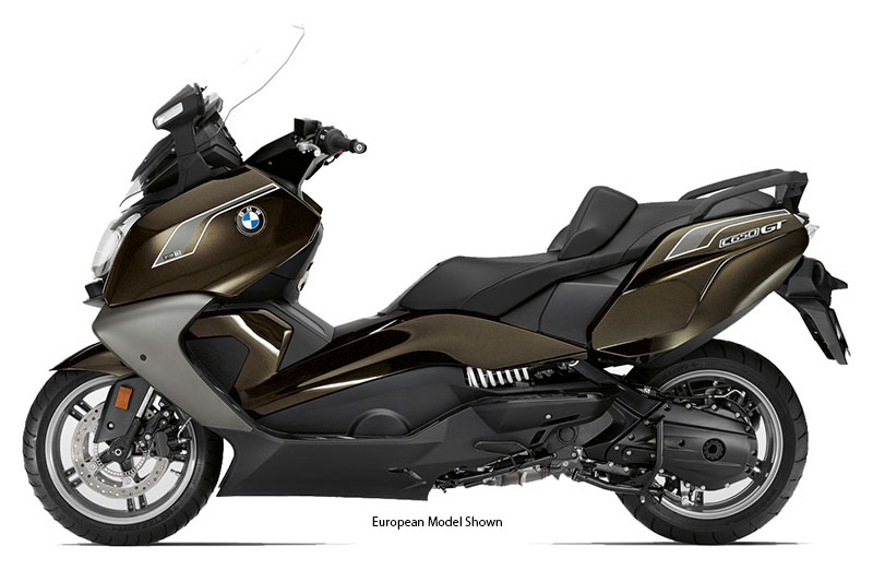 2020 BMW C 650 GT in Iowa City, Iowa - Photo 1