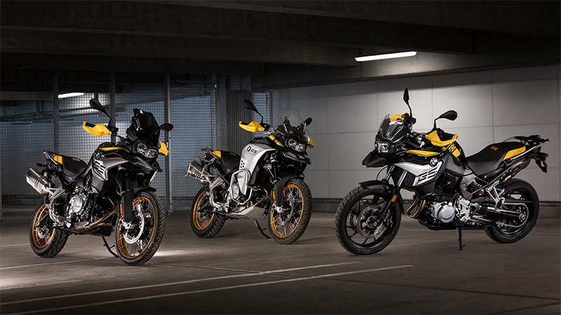 2021 BMW F 750 GS - 40 Years of GS Edition in Orange, California - Photo 3