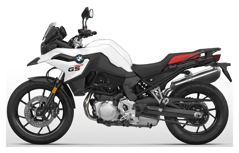 2021 BMW F 750 GS in Iowa City, Iowa