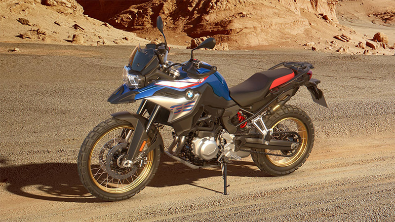 2021 BMW F 850 GS - 40 Years of GS Edition in Greenville, South Carolina - Photo 2