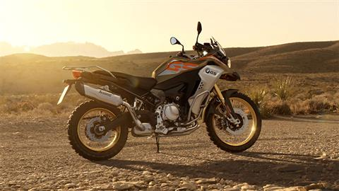 2021 BMW F 850 GS Adventure - 40 Years of GS Edition in Orange, California - Photo 4