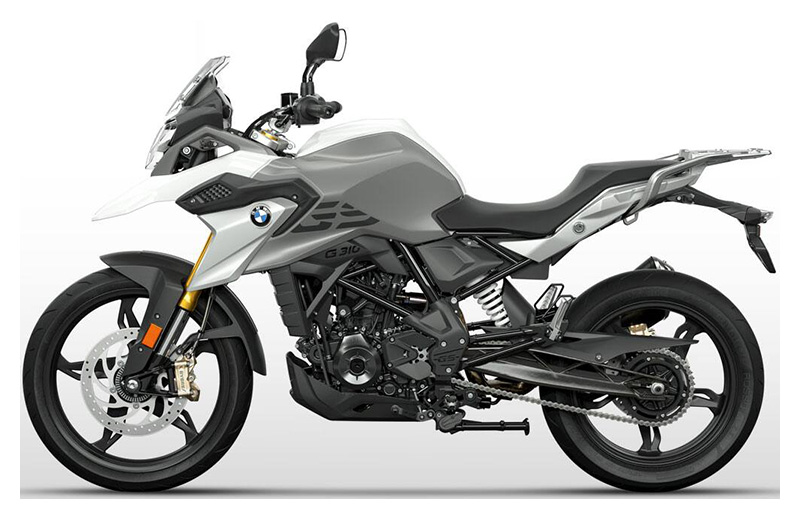 2021 BMW G 310 GS in Chico, California - Photo 1