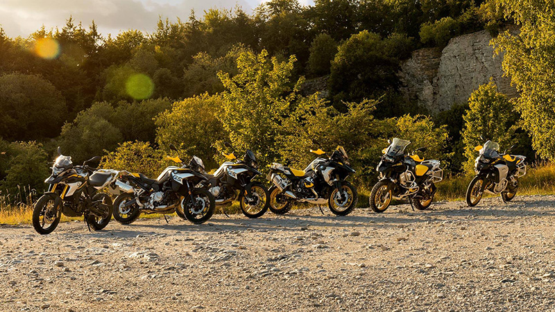 2021 BMW G 310 GS - 40 Years of GS Edition in Middletown, Ohio - Photo 3
