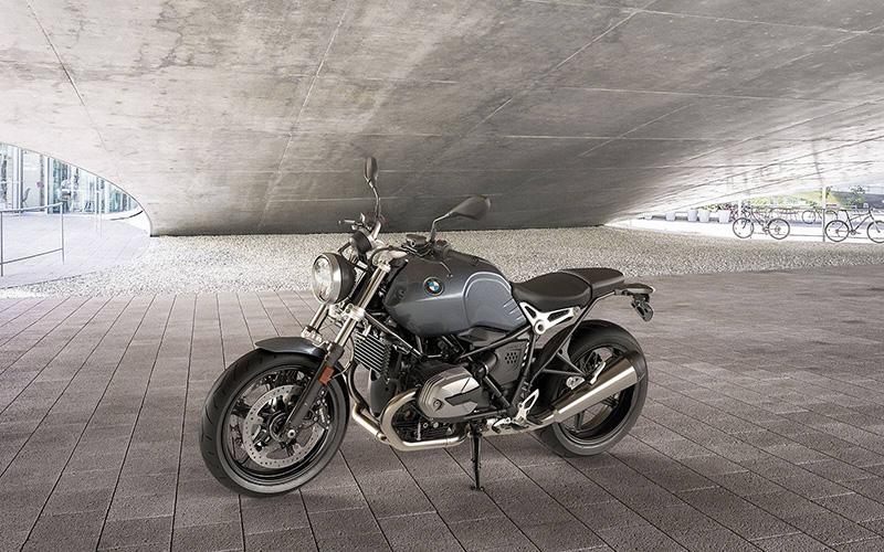 2021 BMW R nineT Pure in Iowa City, Iowa - Photo 2