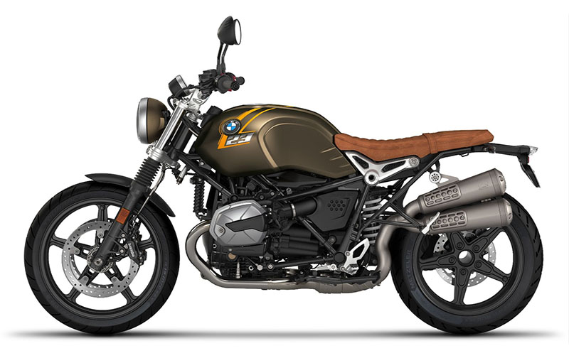 2021 BMW R nineT Scrambler in Cape Girardeau, Missouri - Photo 1