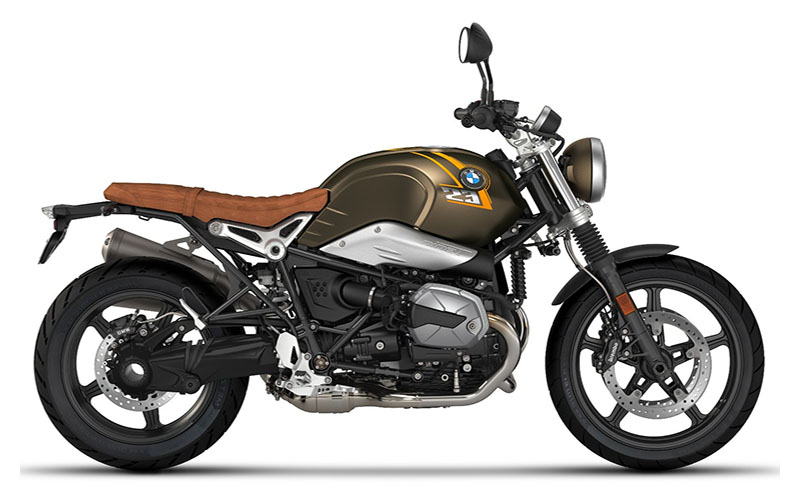 2021 BMW R nineT Scrambler in Cape Girardeau, Missouri - Photo 2