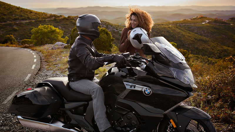 2020 BMW K 1600 B Limited Edition in Orange, California - Photo 3