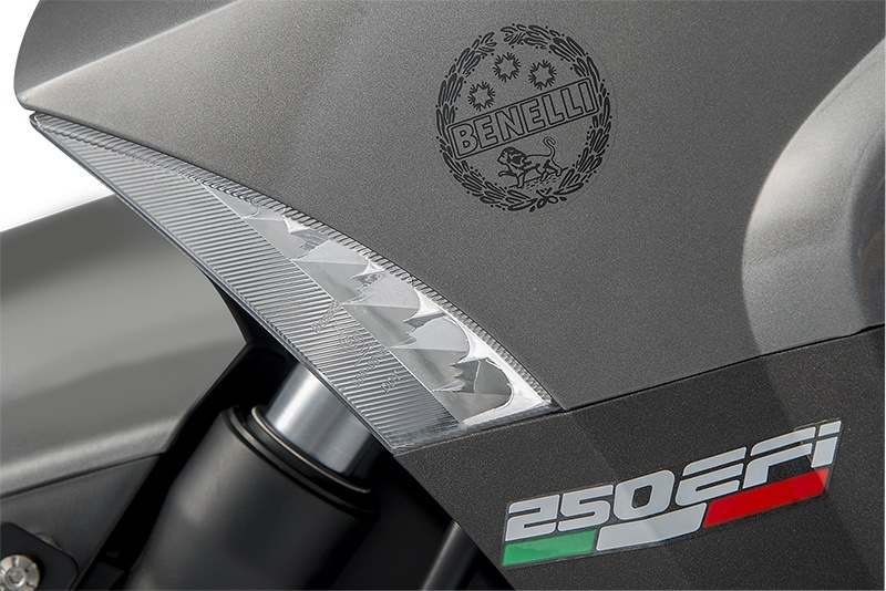 2019 Benelli Zafferano 250 EFI in Salinas, California - Photo 3